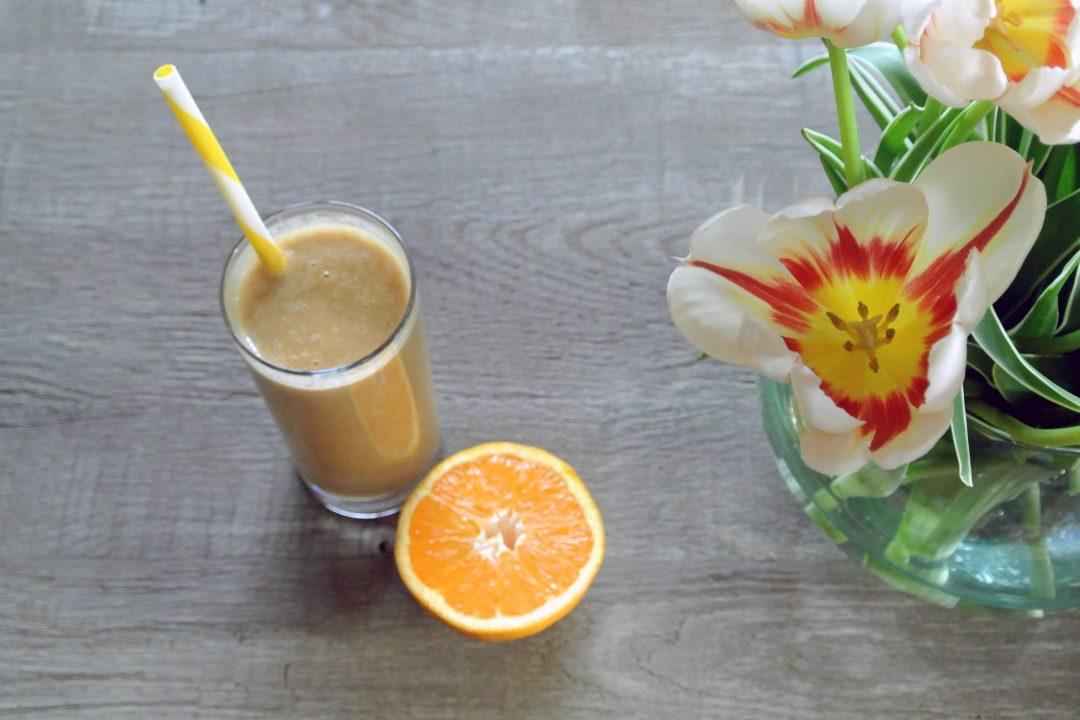 Orange, Banana, Maple Syrup, Immunity,